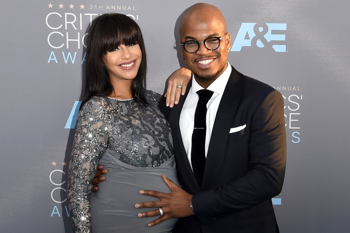 NE-YO TIED THE KNOT WITH HIS PREGNANT FIANCEE, CRYSTAL RENAY