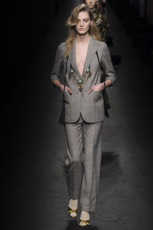 """""""The Renaissance arrives at Studio 54"""" – Gucci Fashion Show"""