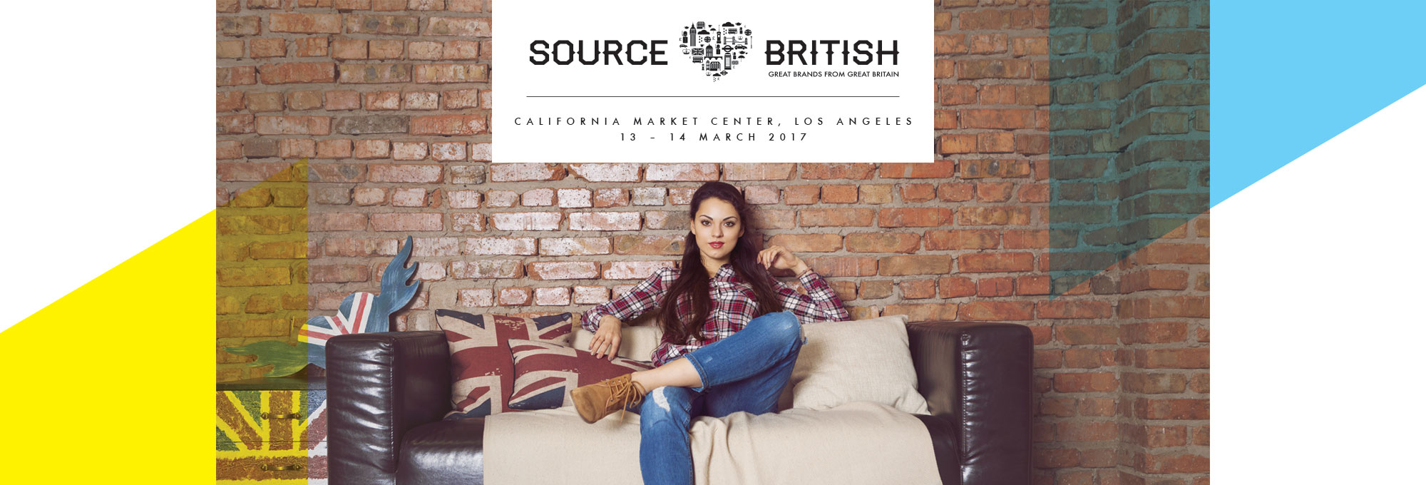 NEW TRADESHOW FOR BRITISH BRANDS TO EXPAND INTO THE U.S.