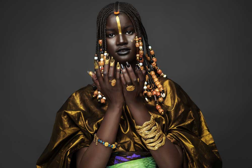 Khoudia Diop is NYENYO