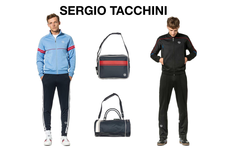 Sergio Tacchini's SS18