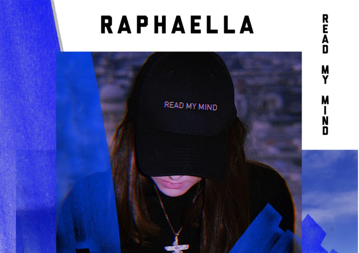 PREMIERE: Raphaella – 'Read My Mind'