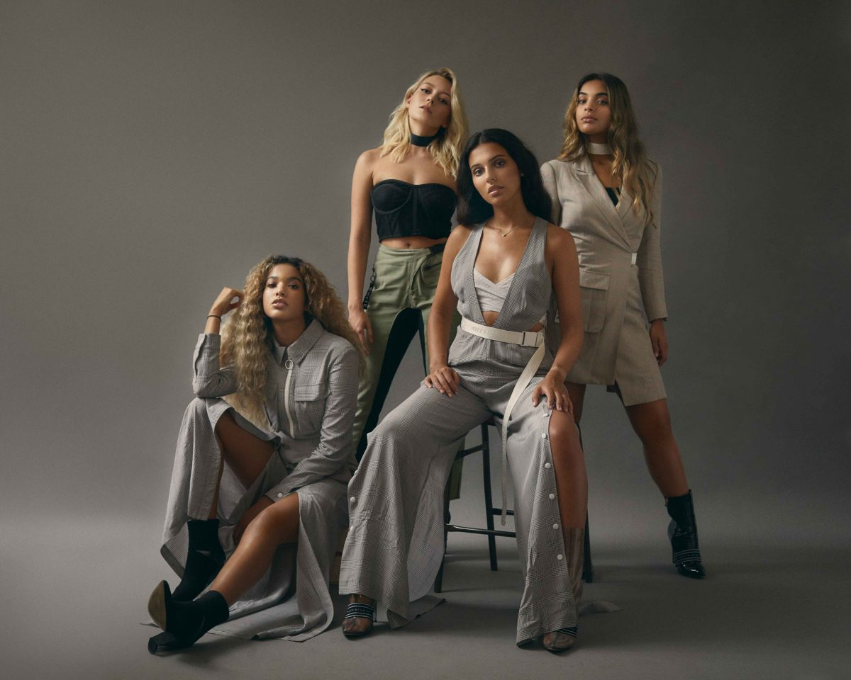 We sat down with Four of Diamonds to talk about their new single 'Name On It' and their X-Factor Journey.