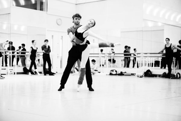 'If any man tells you he went into the front line and he wasn't scared- he's a liar' (Harry Patch): A Conversation with The Royal Ballet's William Bracewell