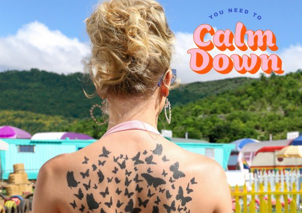 Taylor Swift releases 'You Need to Calm Down'